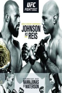 Johnson vs Reis 15th April (2017)