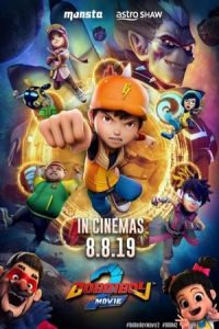Nonton BoBoiBoy Movie 2 (2019) Film Subtitle Indonesia Streaming Movie Download Gratis Online